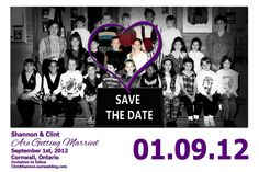 The Save The Date for our wedding using our Grade 3 Class Picture! Wedding Save The Dates, Our Wedding, Wedding Stuff, Class Pictures, Love Advice, Serious Relationship, New Chapter, Perfect Man, Night Club