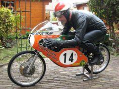 50cc Kreidler Van Veen