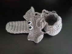 Crochet Elephant Willy Warmer Mature by ROVIsBox on Etsy Crochet Men, Crochet Gifts, Cute Crochet, Crochet Dolls, Funny Crochet, Crochet Flower Patterns, Knitting Patterns Free, Underwear Pattern, Men's Underwear