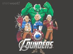 The Founders - $15.00   Free shipping