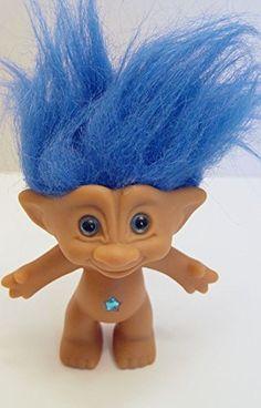 Ace Novelty Blue Hair Treasure Troll with Blue Star Wish ... http://www.amazon.com/dp/B019G2542Q/ref=cm_sw_r_pi_dp_v4sixb0G7JK34