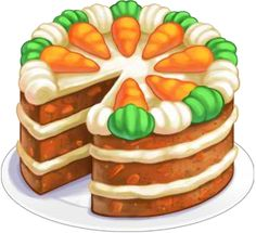 Clip Art Of Carrot Cake : Free birthday happy birthday clip art free free clipart ...