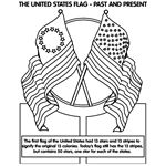 California Flag Coloring Pages Inspirational the United States Of America Flag Flag Coloring Pages, Free Printable Coloring Pages, Adult Coloring Pages, Free Coloring, Coloring Books, Colouring, American Flag History, American Heritage Girls, American Symbols