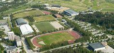 Salon urheilukenttä Baseball Field, Golf Courses, Living Room