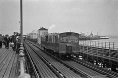Ryde Pier tramway, 1960s