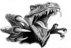 Beware the Raptor by P26