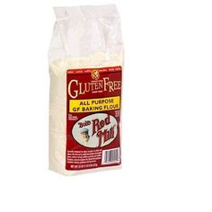 Bob's Red Mill Bulk Flour, All Purpose, Gluten Free, 25-Pound (Pack of 1)