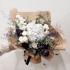 #vanessflower #babyblue #pretty #simple