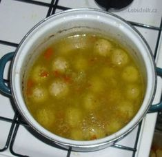 Czech Recipes, Cheeseburger Chowder, Food And Drink, Soup, Dinner, Detail, Dining, Food Dinners, Soups
