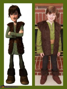Lauren: This year I made costumes for my kids from the movie How to Train Your Dragon. My kids got to see the second movie in theaters recently, and my youngest...