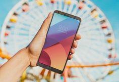 LG G6: Revelados Precio, Especificaciones y un sólo pais para ventas