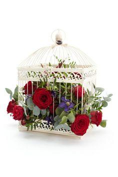 128.Wedding Magazine - Lookbook: vintage wedding flower ideas