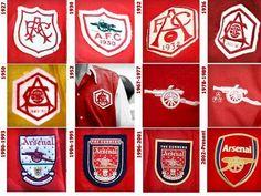 Arsenal Badge, Arsenal Players, Arsenal Football, Arsenal Fc, Football Team, English Premier League, Old Trafford, The Old Days, European Football