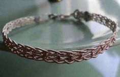 How to make a bracelet out of used guitar strings