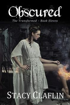 Obscured (The Transformed Book 11) Cover Reveal
