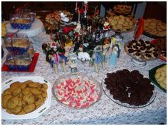 Lonnie Steele's 1st Cookie Exchange Party 2009