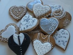 gingerbread hearts a sampler