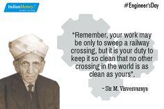Remembering #BharatRatna Sir M. Visvesvaraya on his 155th Birth Anniversary.