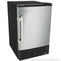 Buy the EdgeStar Stainless Steel and Black Direct. Shop for the EdgeStar Stainless Steel and Black 12 Lb. Built-In Ice Maker - Stainless Steel and Black and save. Bunk Bed Designs, Basic Kitchen, Navy Kitchen, Mini Kitchen, Kitchen Dining, Dining Room, Stainless Steel Doors, Thing 1, Outdoor Kitchen Design