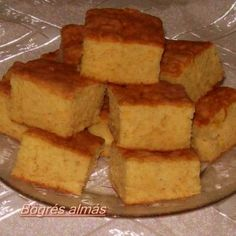 Börgrés almás süti