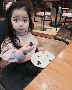 Cute Asian Babies, Korean Babies, Asian Kids, Cute Babies, Cute Little Baby, Little Babies, Kids Girls, Baby Kids, Baby Baby