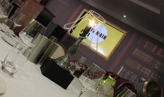 De Vere Wokefield Estate was illuminated by Table Art's new Ghost Lamp LED centrepieces. Led Centerpieces, Centrepieces, Table Centers, Recent Events, Led Lamp, New Art, Table Lamp, Home, Design