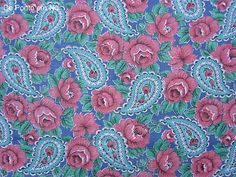 """Chita de Alcobaça"" is a portuguese fabric. In the past it was used by poor women to make their blouses and dresses. Bright colours and joy. Exotic Fruit, Exotic Flowers, Textile Fabrics, Textile Patterns, Portuguese Culture, My Roots, Paisley Pattern, My Favorite Things, Floral"