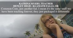 Muckraker James O'Keefe is releasing undercover Common Core videos. The reasons kids learn so little are even worse than he shows. www.StopCommonCore.com