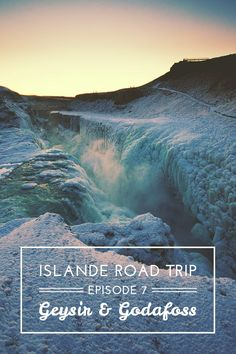 Islande Road Trip: Gullfoss et Geysir Time Travel, Places To Travel, Minibus, Cheap Travel Deals, Tours In Iceland, Voyage Europe, Tips & Tricks, Europe Destinations, Blog Voyage