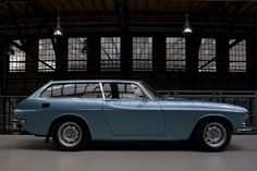 Volvo P1800 from LE CONTAINER: 18/12/16 - 25/12/16