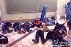 China Knife Attack Shows Gun Control Makes the Vulnerable More Vulnerable...(29 dead and 130 injured in a GUN FREE COUNTRY...the mass murder was stopped when the police came with GUNS....)