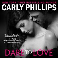 """Narrated by Sophie Eastlake  Dare to Love is Carly Phillips """"debut"""" novel for her newly-reinvented indie-author self and the beginning of a family dynasty series. After releasing more than 30 romance titles, she made the leap from a traditional publisher model and what she called """"s"""