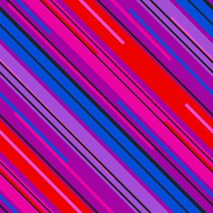 Diagonal Stripes - Colorful by neilina Seamless Repeat Royalty-Free Stock Pattern Textile Design, Swatch, Print Patterns, Stripes, Free, Color, Colour, Colors
