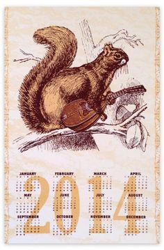 NateDuval.com: 2014 calendar