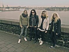Santa Cruz band - finnish hard rock band