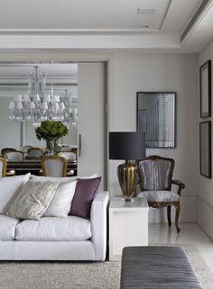 La pintura en decoración. #paint #pintura #luxury #decoracion