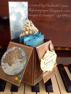 Lillybet's Papers: Card in a Box