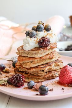 Grain free hot cross bun pancakes - perfect for your Easter morning! Click the picture for the recipe! - Gluten free | Paleo | Grain free | Weight loss | Clean eating| Dairy free | Gut health | Easy healthy recipes | Healthy lunch | Healthy desert | Weight loss | Diet | Wholefoods | Detox