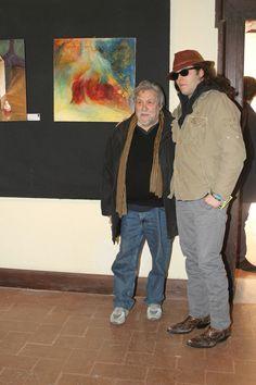Gianni testa e Daniele Bongiovanni