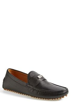 Gucci 'Dylan' Driving Shoe (Men) available at #Nordstrom