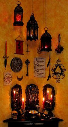 Gothic Amp Morbid Home Decor On Pinterest Gothic Skulls