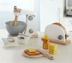 Wooden Appliances Pottery Barn Kids With Images Play