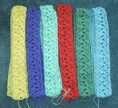 Basic Mile a Minute Crochet | Mile-a-Minute Vacation