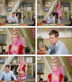"""I Dream of Jeannie"" Season 2 1966-1967"