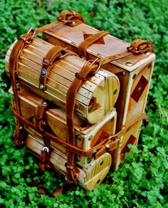 Steampunk Backpack by HammerSteamCrafting on Etsy