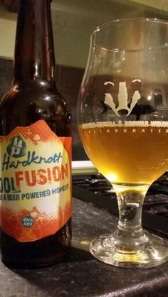 Hardknott brewery Cool Fusion ginger beer with Spices