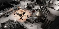 Civilian massacring game Hatred courts controversy getsit - Earlier today polish developer Destructive Creations announced an isometric shooter in which you violently slaughter droves of civilians for no other reason than that your