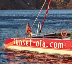 You will love your day trip with Sunset Oia Sailing Cruises