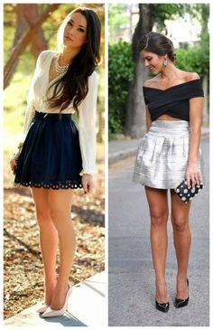 Look de invitada con falda: cómo llevar la prenda femenina por excelencia