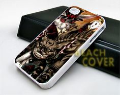 Alice in Wonderland Evil  iPhone Case and Samsung by BEACHCOVERR, $14.30